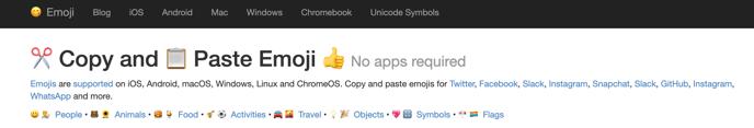 get-emoji